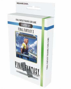 Final Fantasy X Trading Card Game Wind and Water Starter Deck (Pre-Order ships January)