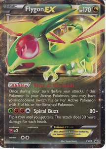 Mega Chesnaught Card