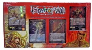 Force of Will: Starter Decks - Faria and Melgis