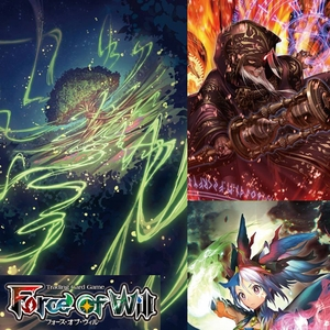 Force of Will The Moonlit Savior Booster Box
