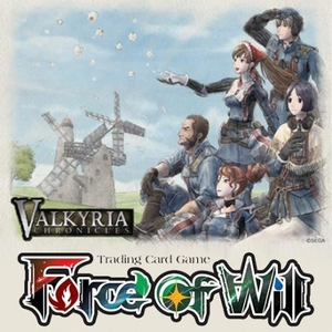 Force of Will Vingolf 2: Valkyria Chronicles Booster Box