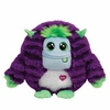Frankie The Purple & Green Monster (Regular Size) - TY Monstaz
