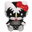 Hello Kitty Kiss Demon (Regular Size) - TY Beanie Baby