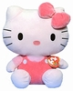 Hello Kitty Pink Jumper (Medium Size) - TY Beanie Buddy