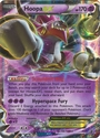 Hoopa EX XY71 - Pokemon Promo Ultra Rare Card