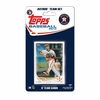 Houston Astros 2013 Topps Baseball Card Team Set