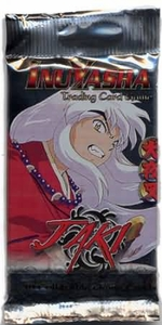 InuYasha Jaki Card Game Booster Pack