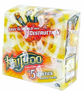 Kaijudo The 5 Mystics Booster Box