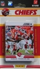 Kansas City Chiefs 2012 - 2013 Score / Panini NFL Football Card Team Set