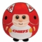 Kansas City Chiefs (5 inch) - NFL TY Beanie Ballz