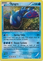 Kyogre XY51 - Pokemon Holo Promo Card