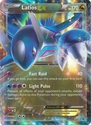 Latios EX XY72 - Pokemon Promo Ultra Rare Card