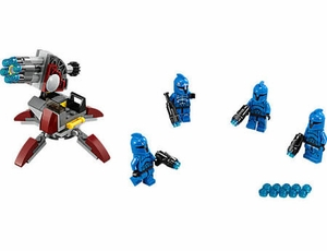 LEGO: Star Wars: Senate Commando Troopers (75088)