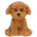 Luke the Brown Dog (Regular Size) - TY Beanie Baby