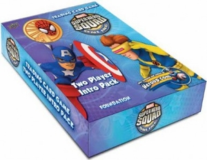 Marvel Super Hero Squad TCG 2-Player Intro Pack