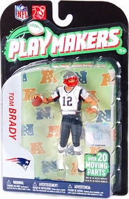 McFarlane NFL Playmakers Series 2 Figure - Tom Brady