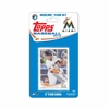 Miami Marlins 2013 Topps Baseball Card Team Set