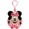 Minnie Mouse (Plastic Key Clip) - TY Beanie Baby