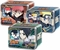 Naruto Shippuden Card Game Ultimate Battle Collector Chibi (3 Tin Set)