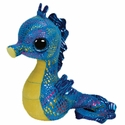 Neptune the Seahorse (Regular Size) - TY Beanie Boos