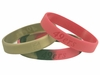 NFL Team Rubber Bracelets / Wristbands