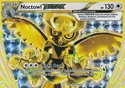 Noctowl Break - XY136 - Break Rare