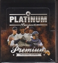 Onyx Authenticated Platinum Prospects 2012 Booster Box
