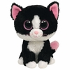 Pepper The Black & White Cat (Regular Size) - TY Beanie Boos