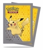 Pikachu Pokemon Ultra Pro 65 Card Sleeves