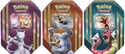 Pokemon 2016 Triple Power Tin Set (3 Tins)