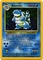 Pokemon Basic Holofoil Card - Blastoise 2/102