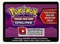 Pokemon Black & White Dark Explorers Online Code Card