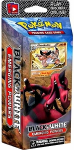 Pokemon Black & White Emerging Powers Krookodile Theme Deck