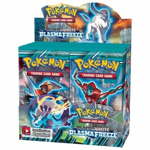 Pokemon Black & White Plasma Freeze Booster Box