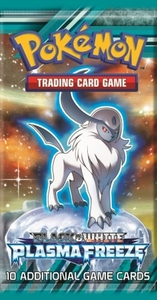 Pokemon Black & White Plasma Freeze Booster Pack