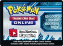 Pokemon Black & White Plasma Storm Online Code Card
