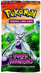 Pokemon Card EX Holon Phantoms Booster Pack