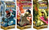 Pokemon Card Game HeartGold & SoulSilver (HS1) Set of 3 Theme Decks
