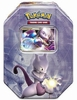 Pokemon Cards 2008 Holiday Mewtwo Tin