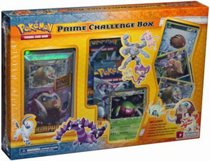 Pokemon Cards Prime Challenge Box - Yanmega