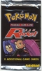 Pokemon Cards Team Rocket Booster Pack