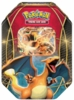 Pokemon Charizard EX Power Trio Tin