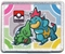 Pokemon Croconaw & Larvitar League Patch