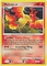 Pokemon Diamond and Pearl Majestic Dawn- Moltres(Holofoil)