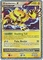 Pokemon Diamond & Pearl Mysterious Treasures- Electivire LV.x(Holofoil)