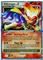 Pokemon Diamond & Pearl Ultra Rare Promo Card - Infernape LV.X DP10