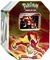 Pokemon DP Card Game 2007 Holiday Infernape Tin
