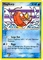 Pokemon EX Deoxys Common Card - Magikarp 64/107