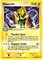 Pokemon EX Deoxys Uncommon Card - Manectric 38/107