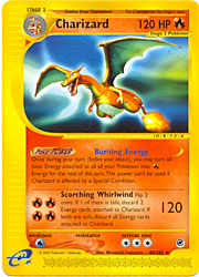 Pokemon Expedition - Charizard